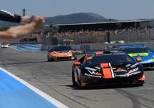 Lamborghini Super Trofeo, Cecotto-Postiglione conquistano il Paul Ricard