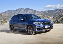 BMW X3, arriva la terza generazione