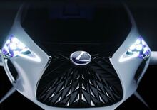 Lexus protagonista in Valerian e la città dei mille pianeti