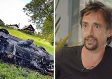 Richard Hammond,«l'incidente? Pensavo di morire!»