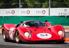 Monza Historic: in pista le grandi del passato