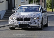 """BMW M5: ecco le foto spia della """"bestia"""" di Monaco da 625 CV"""