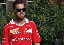 F1: Vettel rischia una dura sanzione per il contatto di Baku