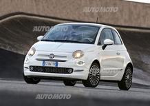Fiat Nuova 500, ecco il restyling del Cinquino