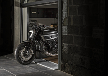 Krugger Thiverval, special su base Ducati XDiavel