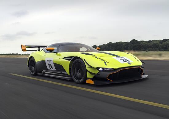 Aston Martin Vulcan AMR Pro, se la Vulcan non basta