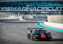 Lamborghini Super Trofeo Middle East confermato anche per il 2018