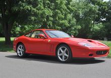 Ferrari 575M Maranello, all'asta un esemplare particolare