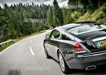 Rolls-Royce e laghi svizzeri: connubio esclusivo