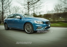 Volvo V60 Diesel Plug-in Hybrid [video]
