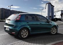 Fiat Punto: ancora in produzione, ma addio a diesel e tre porte