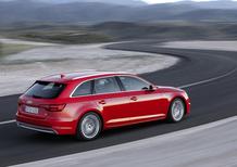 Nuova Audi A4: i prezzi per il mercato italiano
