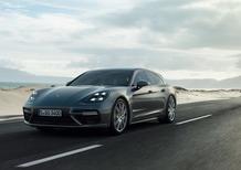 Porsche Panamera Sport Turismo, attacco alle super wagon [Video]
