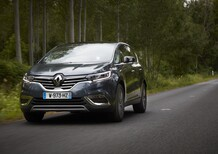 Renault Espace, debutta il motore 1.8 turbo [Video primo test]