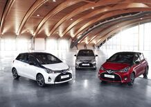 Toyota Yaris Bi-Tone, due colori è meglio di uno