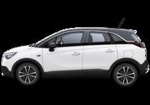 Nuovo Opel Crossland X in offerta 170 € al mese