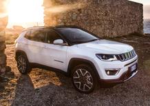 Jeep Compass Business, novità per i professionisti