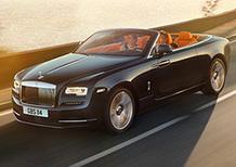 Rolls-Royce Dawn: l'alba di una nuova era per lo Spirit of Ecstasy