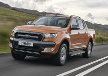 Ford Ranger facelift pronto per la sfida europea