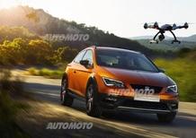 Seat Leon Cross Sport, la Cupra diventa SUV