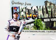 Formula E, ePrix di New York: doppietta di Sam Bird