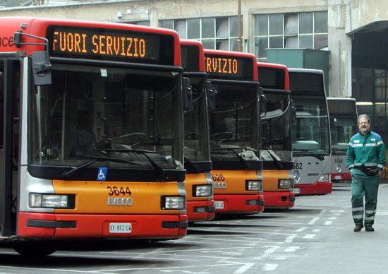 Trasporto pubblico: Roma, giovedì 20 luglio sciopero Atac, Roma Tpl e Cotral