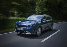 Kia Niro | La risposta a Hyundai Ioniq