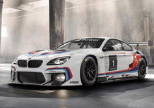 BMW: M6 GT3 e Coupé Competition Edition per stupire