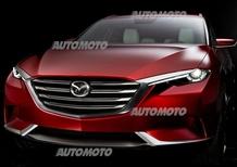 Mazda Koeru, il SUV secondo la Casa di Hiroshima