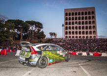 Tutto pronto per il 3° Rally di Roma Capitale