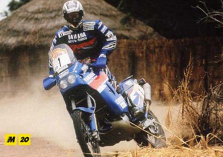 20 anni di sport. Dakar 1997: Dakar-Agades-Dakar!