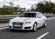 Audi, a Monaco si può provare quella a guida autonoma