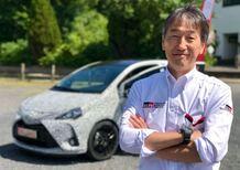 Yoshinori Sasaki, Toyota: «Yaris GRMN è puro piacere di guida»