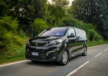 Peugeot Traveller: moderno e funzionale [Video Primo Test]