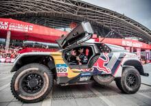 Silk Way Rally 2017. Fermi tutti! Vince Cyril Despres (Peugeot)