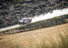 Baja Aragon 2017. Come da Copione, Al Attiyah (Toyota) e Barreda (Honda)