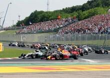 Orari Formula 1 GP Ungheria 2017 diretta Rai e Sky