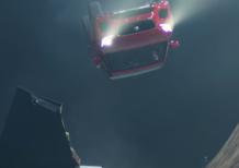 Jaguar E-Pace, incredibile trick per il SUV inglese