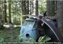 Volkswagen T1, un restauro da film [Video]