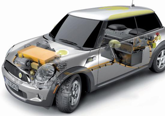 Nel 2019 la prima MINI elettrica — BMW