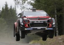 WRC 2017/Citroen. Finlandia Flash. 1a Tappa. Breen-Martin quarti assoluti con la C3 WRC+