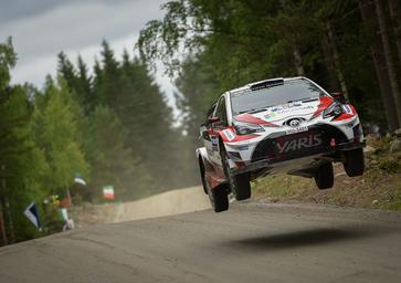 WRC17 Finlandia. Lappi e Latvala, favoloso duello Toyota!