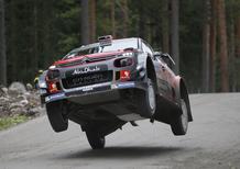 WRC 2017 Finlandia/Citroen. Ancora Breen e Martin portabandiera del Team