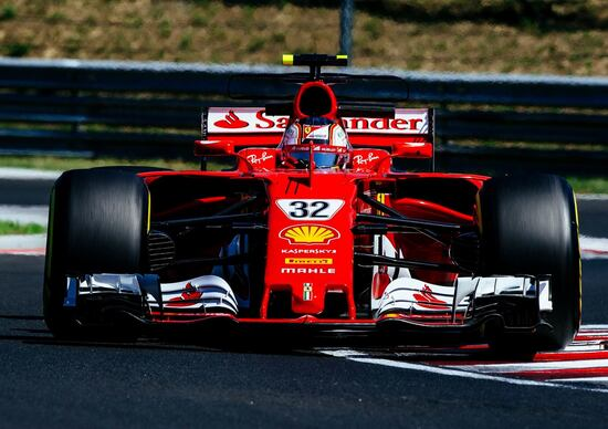 Test Hungaroring, Vettel: