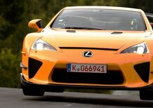 Lexus LFA, in America ce ne sono ancora 12 in attesa di immatricolazione
