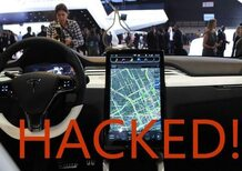 Tesla Model X, hackerata dai ricercatori in remoto