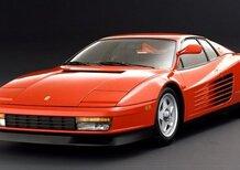 Testarossa, Ferrari perde i diritti sul nome