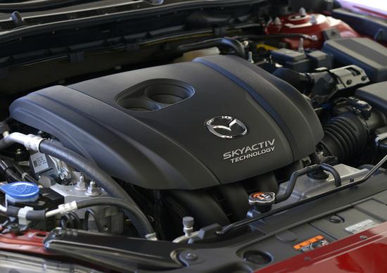 Mazda e il programma per lo sviluppo tecnologico Sustainable Zoom Zoom 2030