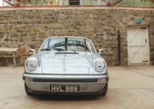 Porsche 911 a batteria.  Eccone una, ma non viene da Zuffenhausen [Video]