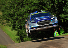 WRC17 Germania. 2a Tappa. Chi va a prendere Tanak e la Fiesta di Mr. Wilson?